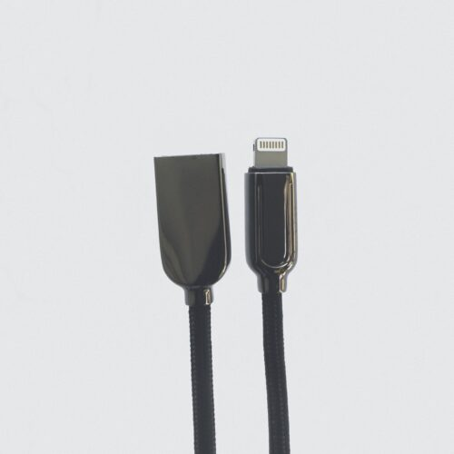 Fabric Auto DC Kabel Data lightning Original