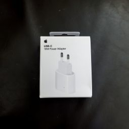 Adapter USB C 18W Fast Charging Apple iPhone 11 / Pro / Pro Max Original